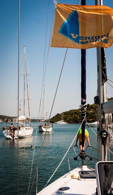 Ga mee flottielje zeilen in Kroatie met Venturi-Sailing