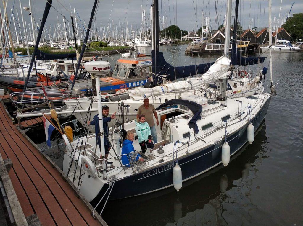 Beneteau First 36.7 te huur in Yerseke, Zeeland